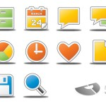 Descarregue um conjunto de 15 ícones gratuitos|Download free 15 icons set