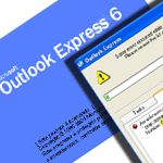 Arrumando o erro 0x800CCC6F no Outlook Express| Fixing Outlook Express error 0x800CCC6F