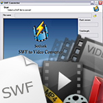 Convert flash files into video files with Sothink SWF to Video Converter