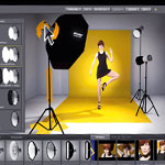 Como iluminar um estúdio fotográfico?|How to illuminte a photography studio?