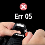 Como consertar o flash embutido que não levanta nas câmeras Canon que acusam Err 05?|How to fix the built-in flash that doesn't pop-up on Canon cameras - Err 05