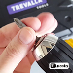 Como consertar o bit travado em sua parafusadeira e furadeira Trevalla|How to fix the stuck bit in your Trevalla cordless screwdriver and Drill
