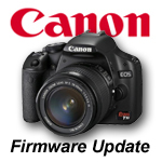 Novo firmware para Canon T1i/500D | New Firmware for Canon T1i/500D