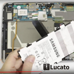 Como trocar a bateria do Samsung Galaxy Note GT-N8000|How to replace the battery in Samsung Galaxy Note GT-N8000