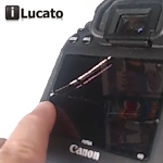 Como proteger o visor LCD da câmera Canon EOS 6D contra arranhões e batidas|How to protect Canon EOS 6D LCD from scratches and hits.