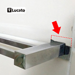 Dica Gambiarra Colando Metal  - Suporte Toalha Inox|Tip workaround gluing stainless towel holder